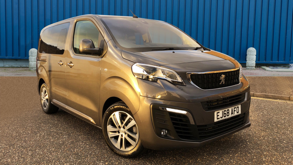 Used Peugeot TRAVELLER MPV 2.0 BlueHDi Allure 5dr (Compact, 8 seats)