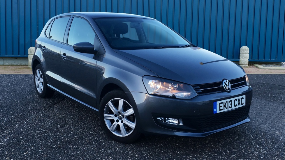 Used Volkswagen POLO Hatchback 1.4 Match 5dr