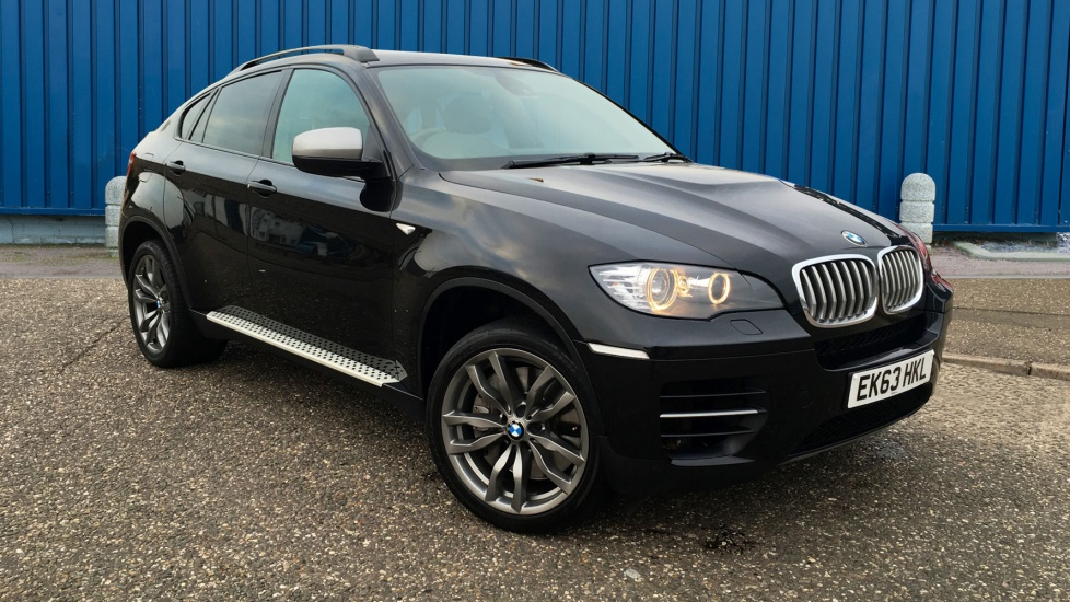 Used BMW X6 SUV 3.0 M50d 5dr