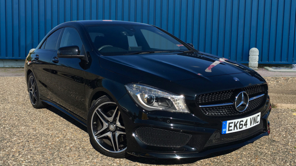 Used Mercedes-benz CLA CLASS Coupe 2.1 CLA220 CDI AMG Sport 7G-DCT 4dr (start/stop)