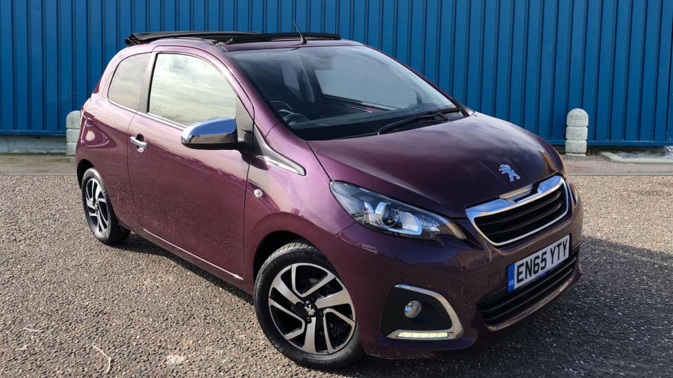Used Peugeot 108 Convertible 1.2 PureTech Allure TOP! 3dr