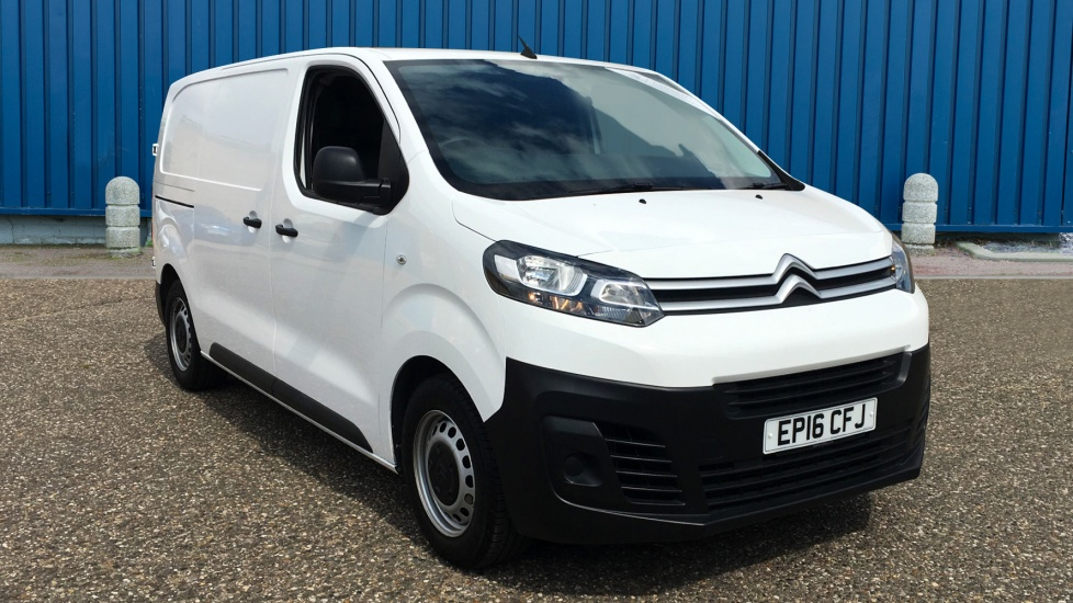 Used Citroen DISPATCH Panel Van 1.6 BlueHDi Enterprise M 1000 Panel Van 5dr (start/stop, EU6)