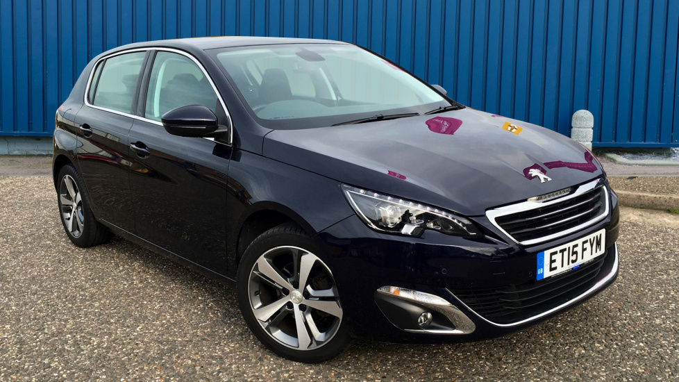 Used Peugeot 308 Hatchback 1.2 e-THP PureTech Allure 5dr (start/stop)