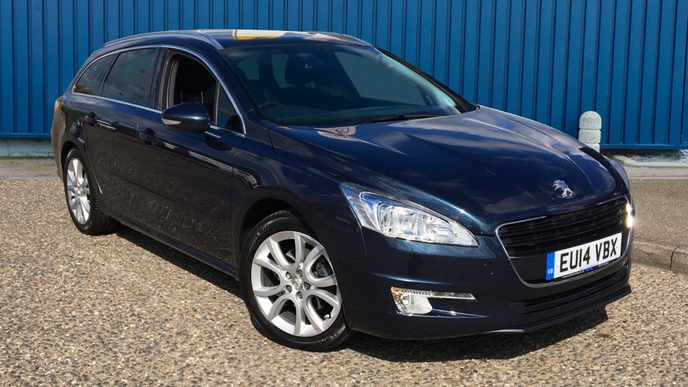Used Peugeot 508 SW Estate 2.0 HDi FAP Active 5dr (Nav)