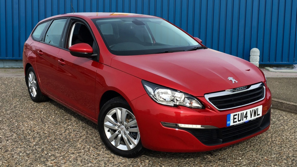 Used Peugeot 308 SW Estate 1.2 e-THP Active 5dr (start/stop)