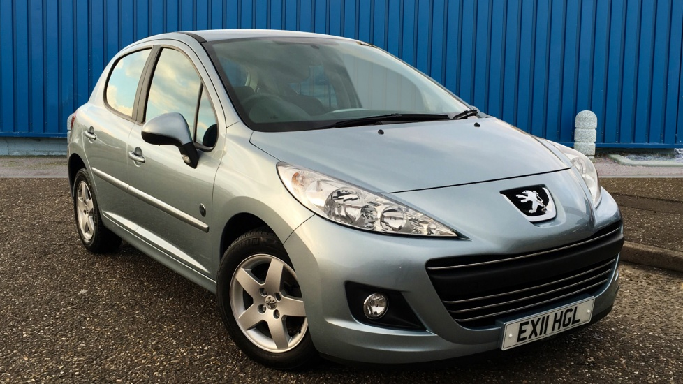 Used Peugeot 207 Hatchback 1.4 VTi Envy 5dr