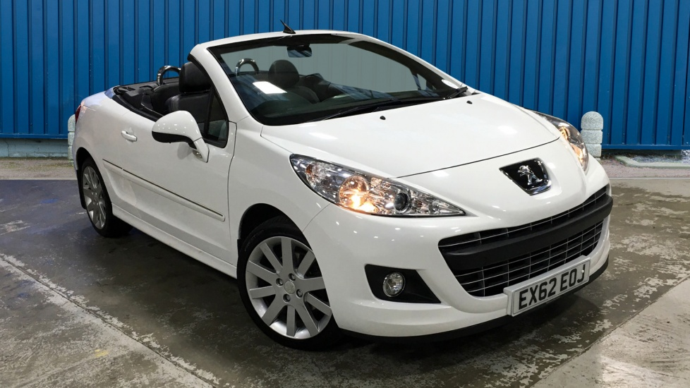 Used Peugeot 207 CC Convertible 1.6 HDi FAP Allure 2dr