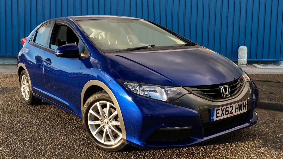 Used Honda CIVIC Hatchback 1.8 i VTEC SE-T 5dr