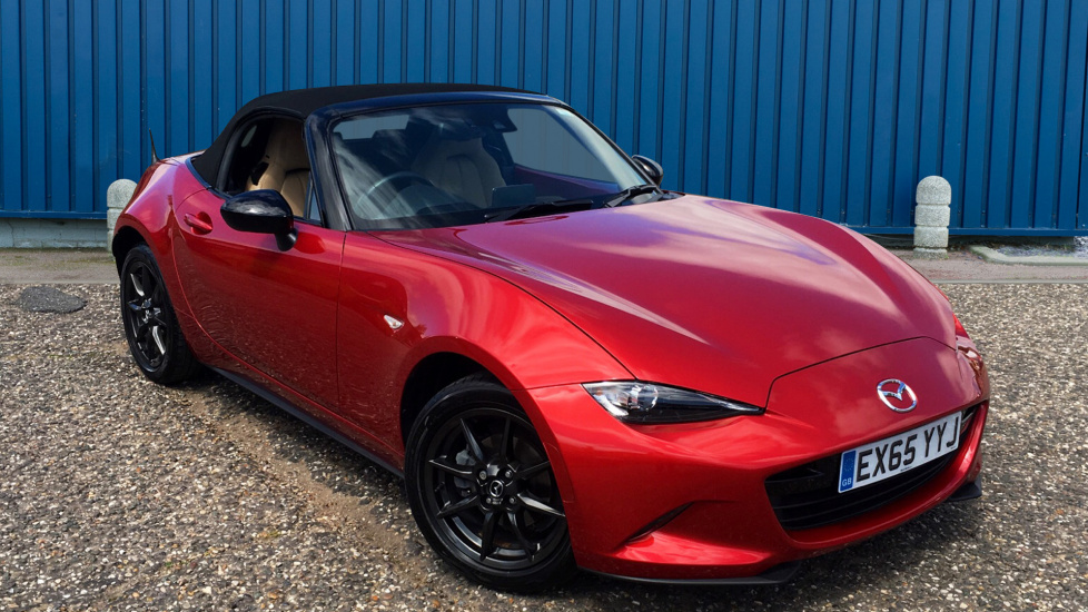 Used Mazda MX-5 Convertible 1.5 Sport 2dr
