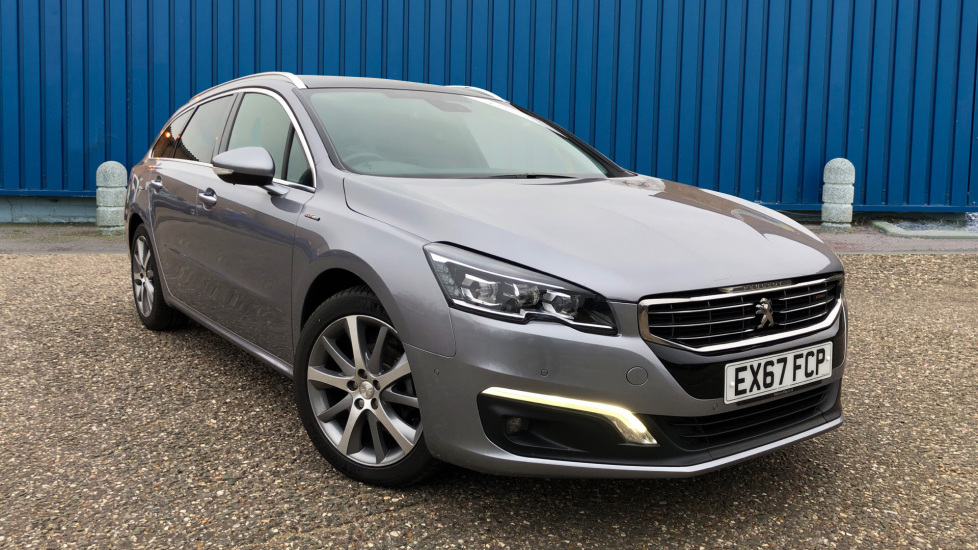 Used Peugeot 508 SW Estate 1.6 BlueHDi GT Line (s/s) 5dr