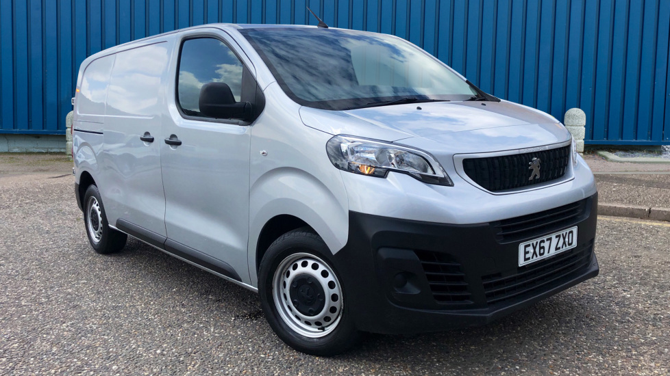 Used Peugeot EXPERT Other 2.0 BlueHDi (EU6) Professional Standard 1400 (s/s) 5dr