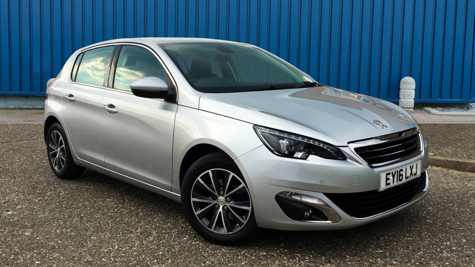 Used Peugeot 308 Hatchback 1.6 BlueHDi Allure (s/s) 5dr