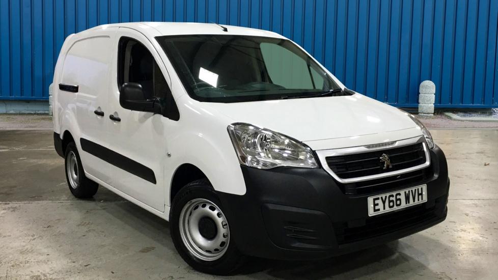 Used Peugeot PARTNER Panel Van 1.6 BlueHDi (Eu6) SE L2 750 4dr (start/stop)