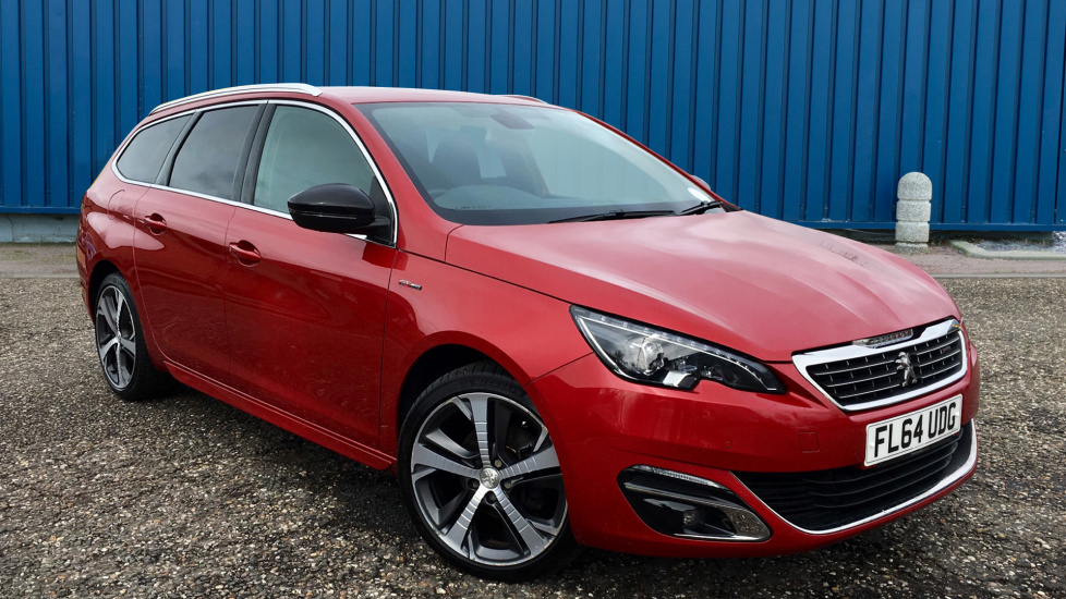 Used Peugeot 308 SW Estate 1.6 HDi GT Line (s/s) 5dr