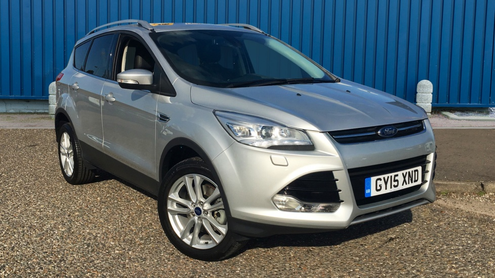 Used Ford KUGA SUV 1.5 EcoBoost Titanium X Station Wagon Auto (AWD) 5dr (start/stop)