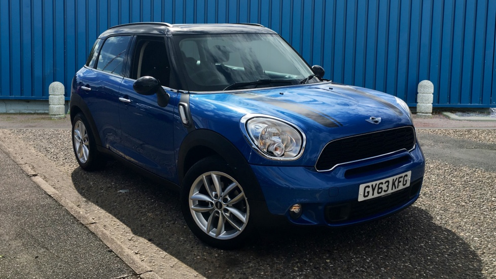 Used Mini COUNTRYMAN Hatchback 2.0 Cooper SD 5dr