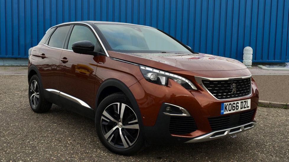 Used Peugeot 3008 SUV SUV 2.0 BlueHDi GT Line 5dr (start/stop)