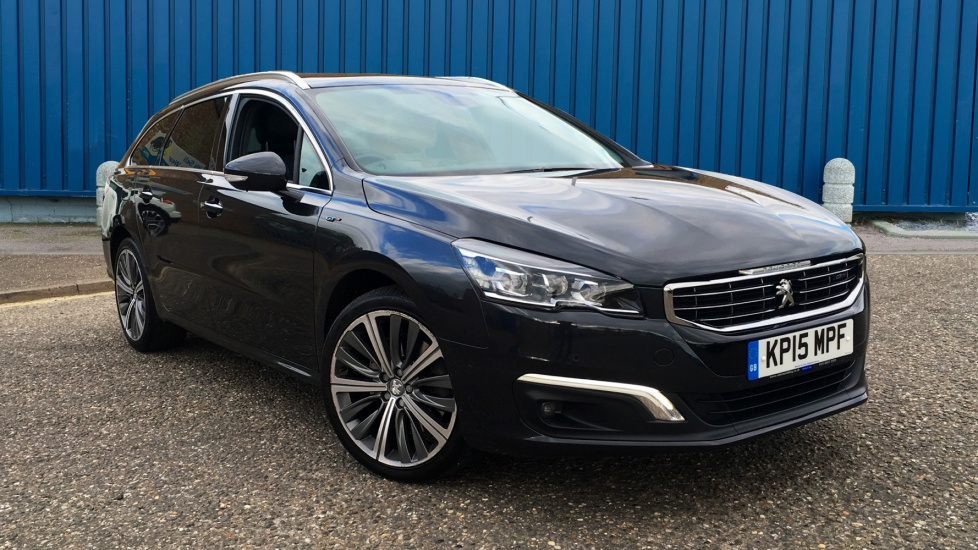Used Peugeot 508 SW Estate 2.2 HDi GT 5dr