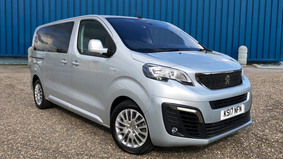 Used Peugeot TRAVELLER MPV 1.6 BlueHDi Active (s/s) 5dr (Long)