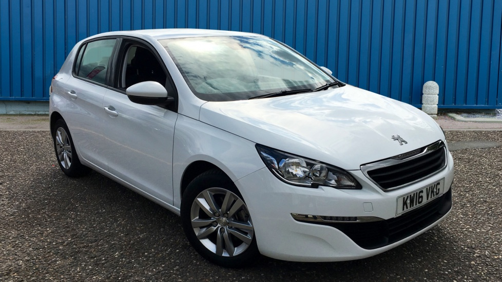 Used Peugeot 308 Hatchback 1.6 BlueHDi Active 5dr (start/stop)