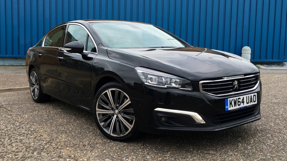 Used Peugeot 508 Saloon 2.2 HDi FAP GT 4dr