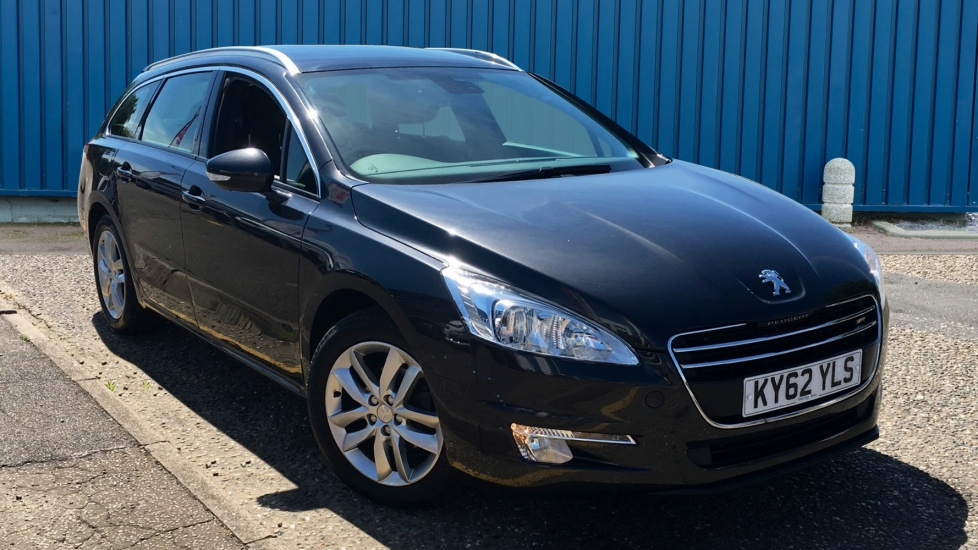 Used Peugeot 508 SW Estate 1.6 e-HDi Active EGC 5dr (start/stop)