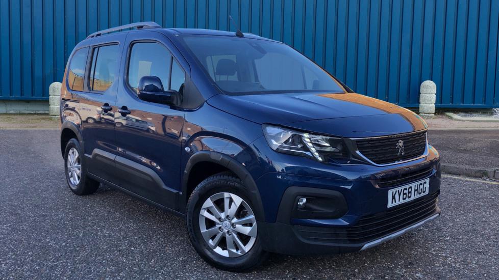 Used Peugeot Rifter MPV 1.5 BlueHDi Allure 5dr