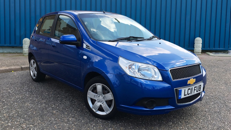 Used Chevrolet AVEO Unlisted