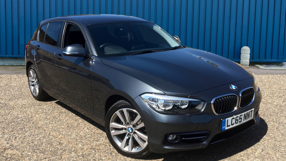 Used BMW 1 SERIES Hatchback 1.5 118i Sport Sports Hatch (s/s) 5dr