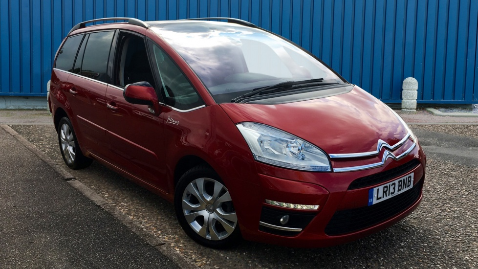 Used Citroen GRAND C4 PICASSO MPV 1.6 HDi Platinum 5dr