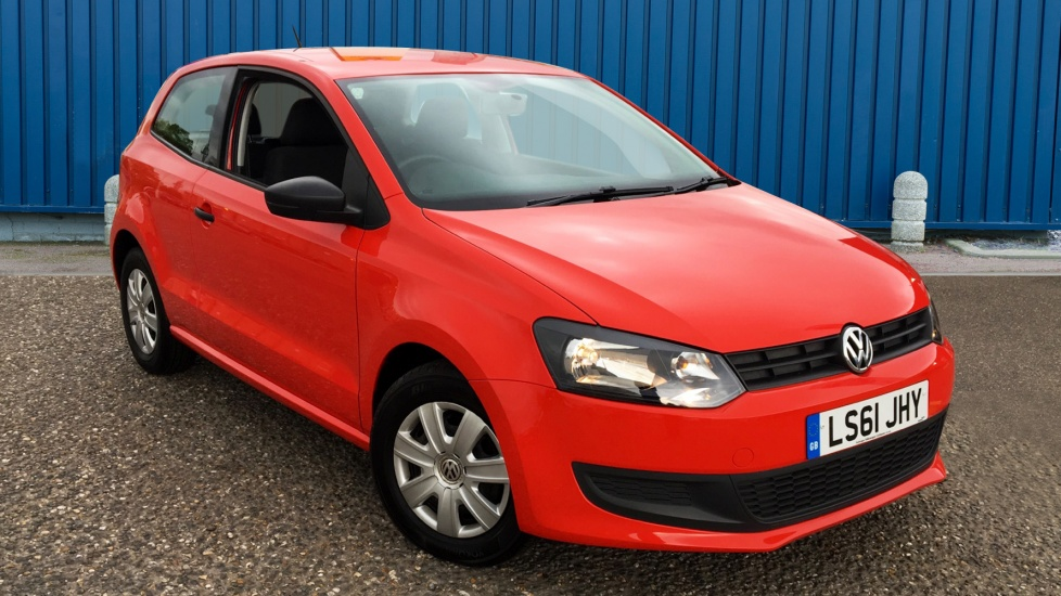 Used Volkswagen POLO Hatchback 1.2 S 3dr (a/c)