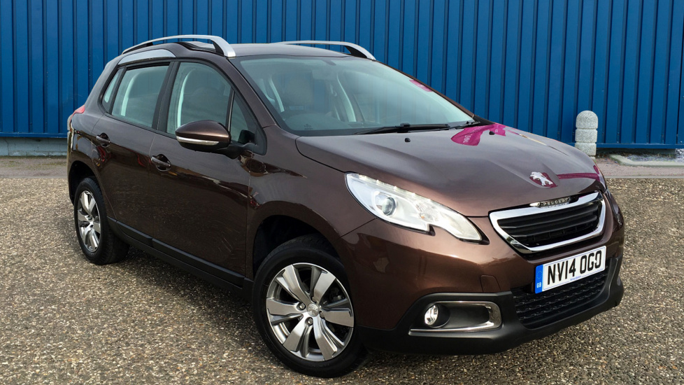 Used Peugeot 2008 SUV 1.6 e-HDi Active (s/s) 5dr