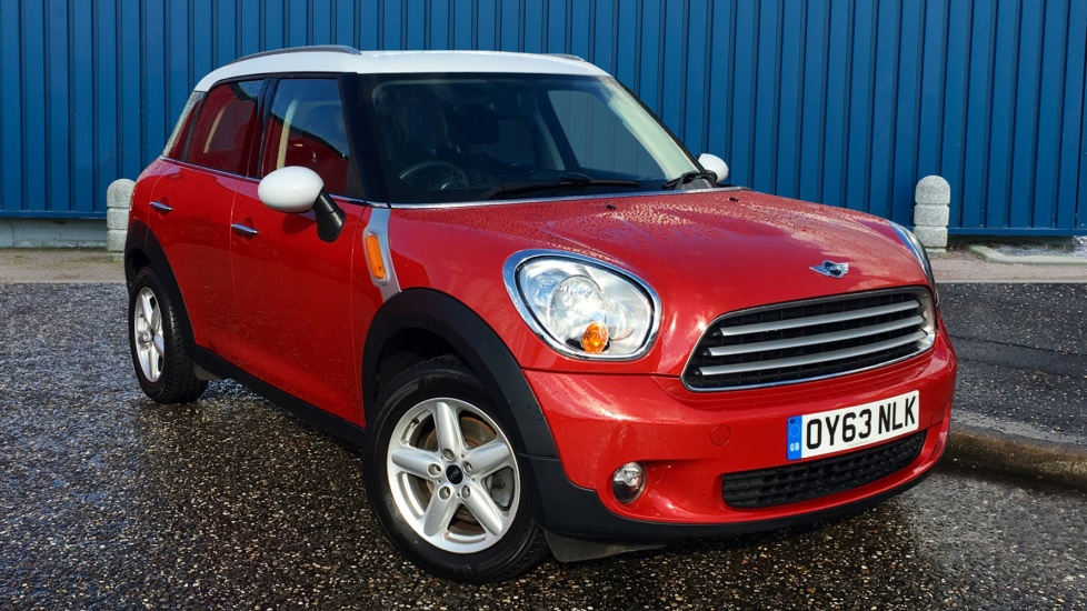 Used Mini COUNTRYMAN Hatchback 1.6 Cooper (Pepper pack) 5dr