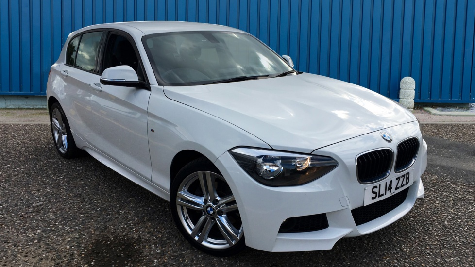 Used BMW 1 SERIES Hatchback 2.0 120d M Sport Sports Hatch xDrive 5dr (start/stop)