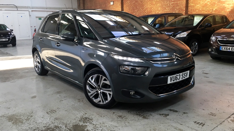 Used Citroen C4 PICASSO MPV 1.6 BlueHDi Exclusive+ 5dr (start/stop)