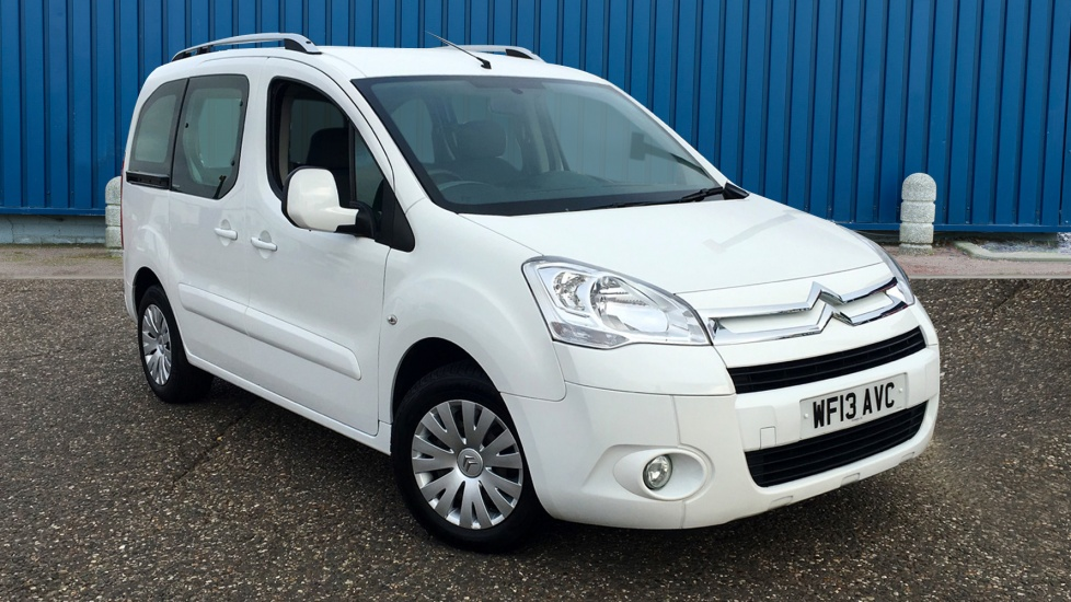 Used Citroen BERLINGO MULTISPACE MPV 1.6 e-HDi Airdream VTR EGS6 5dr