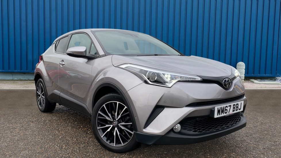 Used Toyota C-HR SUV 1.2 VVT-i Excel (s/s) 5dr