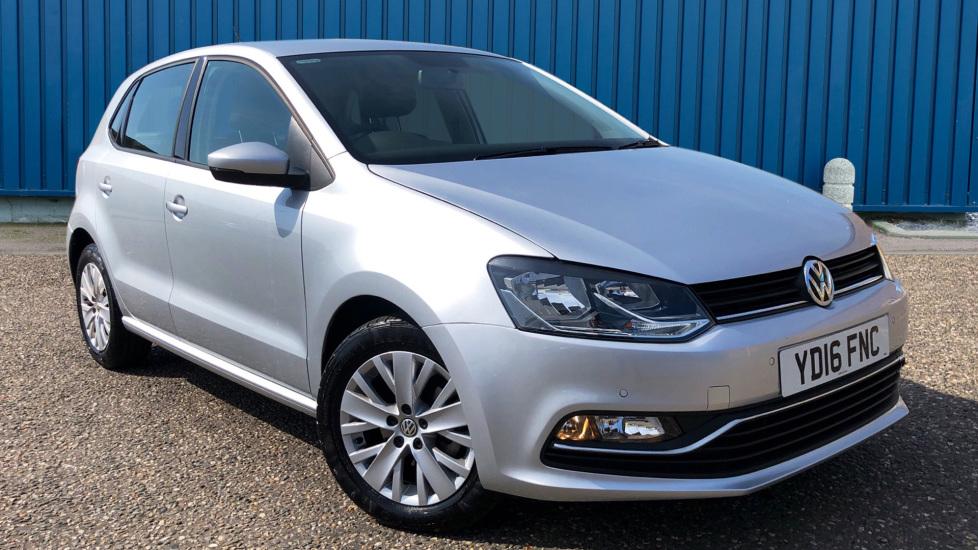 Used Volkswagen POLO Hatchback 1.2 TSI BlueMotion Tech SE DSG (s/s) 5dr