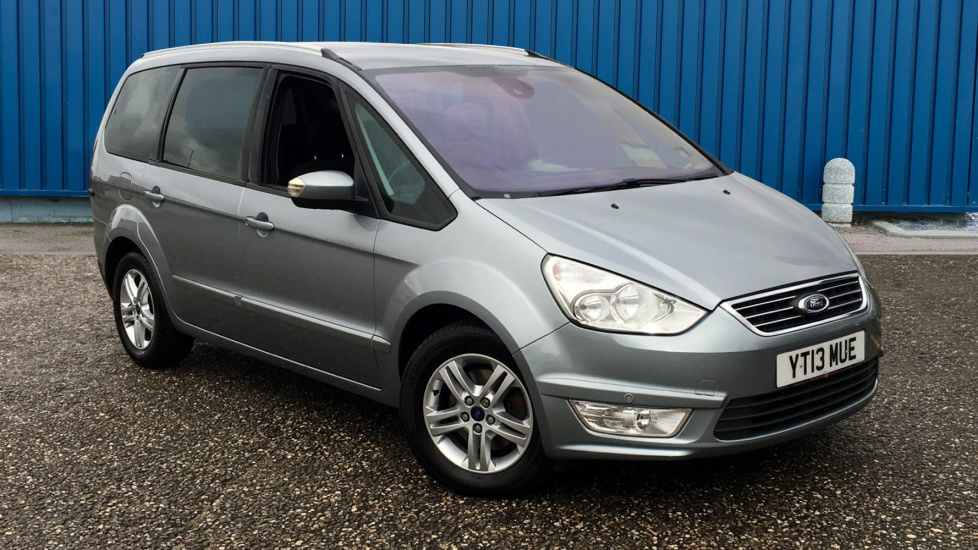 Used Ford GALAXY MPV 2.0 TDCi Zetec 5dr