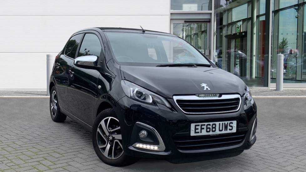 Used Peugeot 108 Convertible 1.0 Allure Top! 5dr