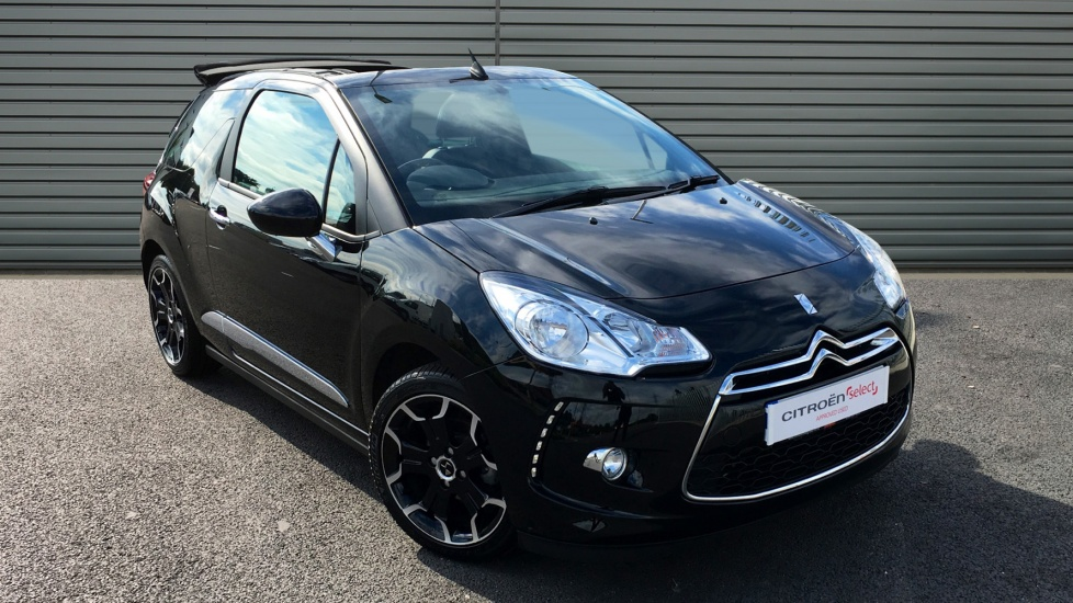 Used DS 3 CABRIO Convertible 1.2 PureTech DStyle Cabriolet 2dr (start/stop)