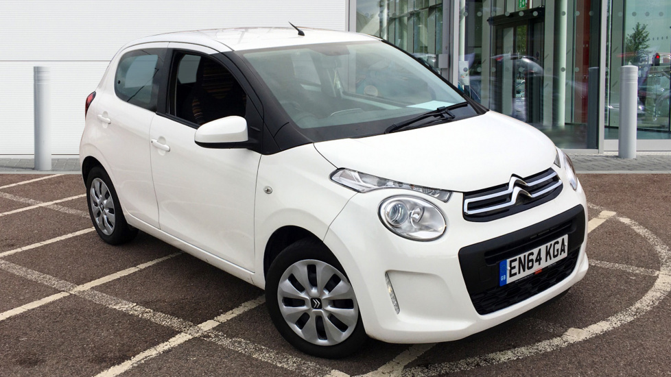 Used Citroen C1 Hatchback 1.0 VTi Feel 5dr
