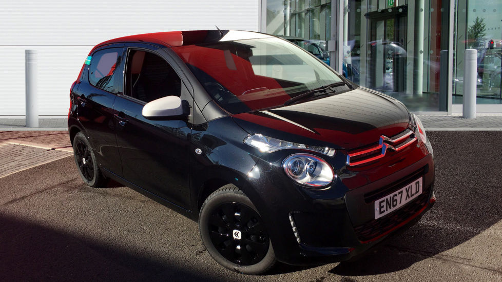 Used Citroen C1 Hatchback 1.2 PureTech Feel Edition 5dr