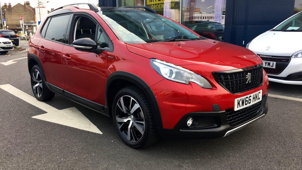 Used Peugeot 2008 SUV 1.6 BlueHDi GT-Line 5dr (start/stop)