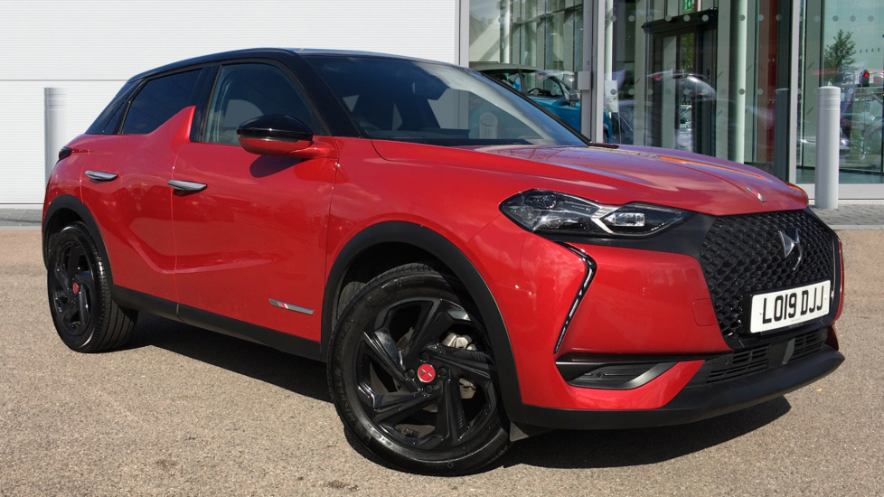 Used DS Automobiles DS 3 CROSSBACK SUV 1.2 PureTech Performance Line Crossback (s/s) 5dr