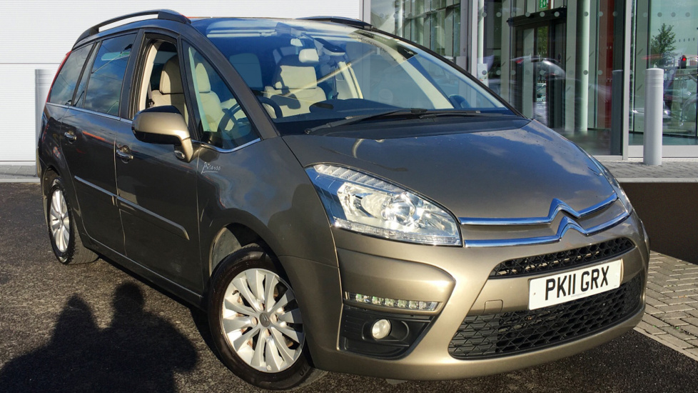 Used Citroen GRAND C4 PICASSO MPV 1.6 e-HDi Exclusive EGS 5dr