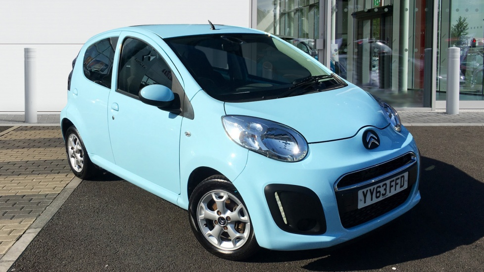 Used Citroen C1 Hatchback 1.0 i Edition 5dr