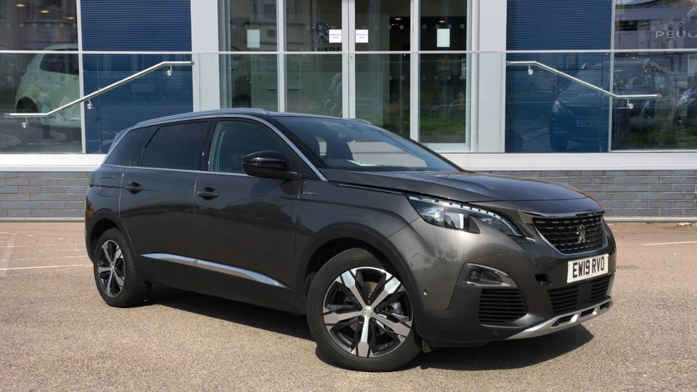 Used Peugeot 5008 SUV 1.5 BlueHDi GT Line (s/s) 5dr