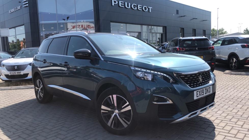 Used Peugeot 5008 SUV 1.6 PureTech GT Line EAT (s/s) 5dr