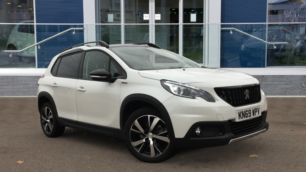 Used Peugeot 2008 SUV 1.5 BlueHDi GT Line EAT (s/s) 5dr